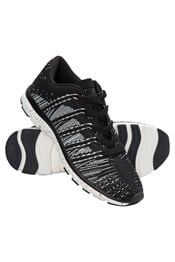 Knit Womens Running Shoes