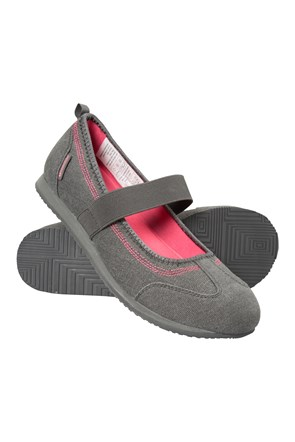 Canvas Mary Jane Womens Shoes