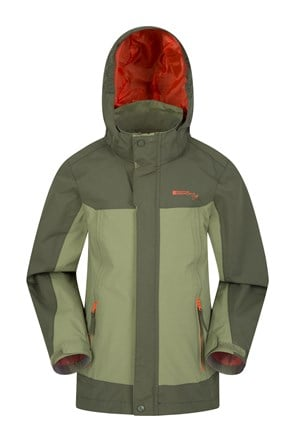 Steve Backshall Mojave Kids Waterproof Jacket