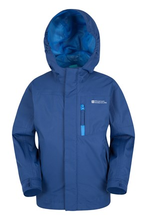 Luna Kids Waterproof Jacket