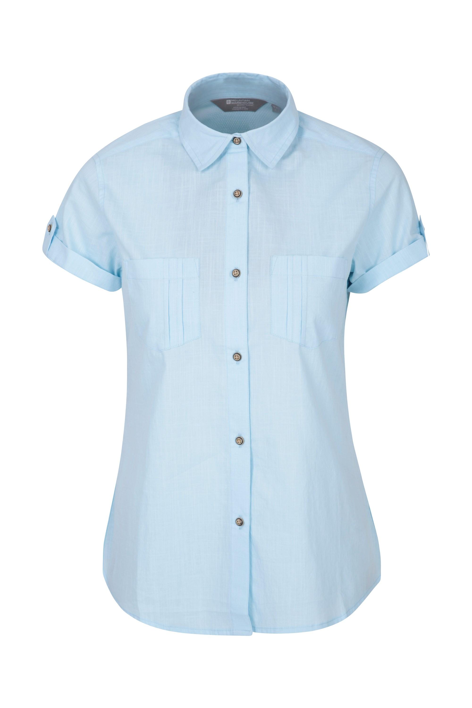 47803f9d5a Women's Shirts | Ladies Checked Shirts | Mountain Warehouse GB
