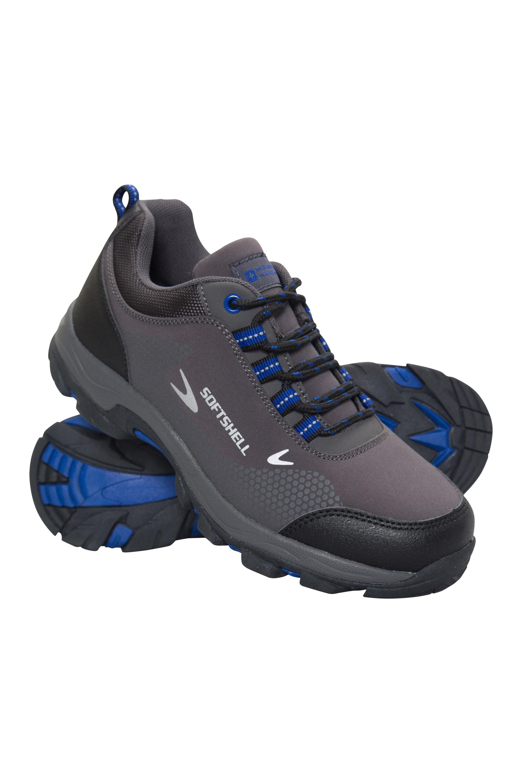 Softshell Kids Shoes   Mountain
