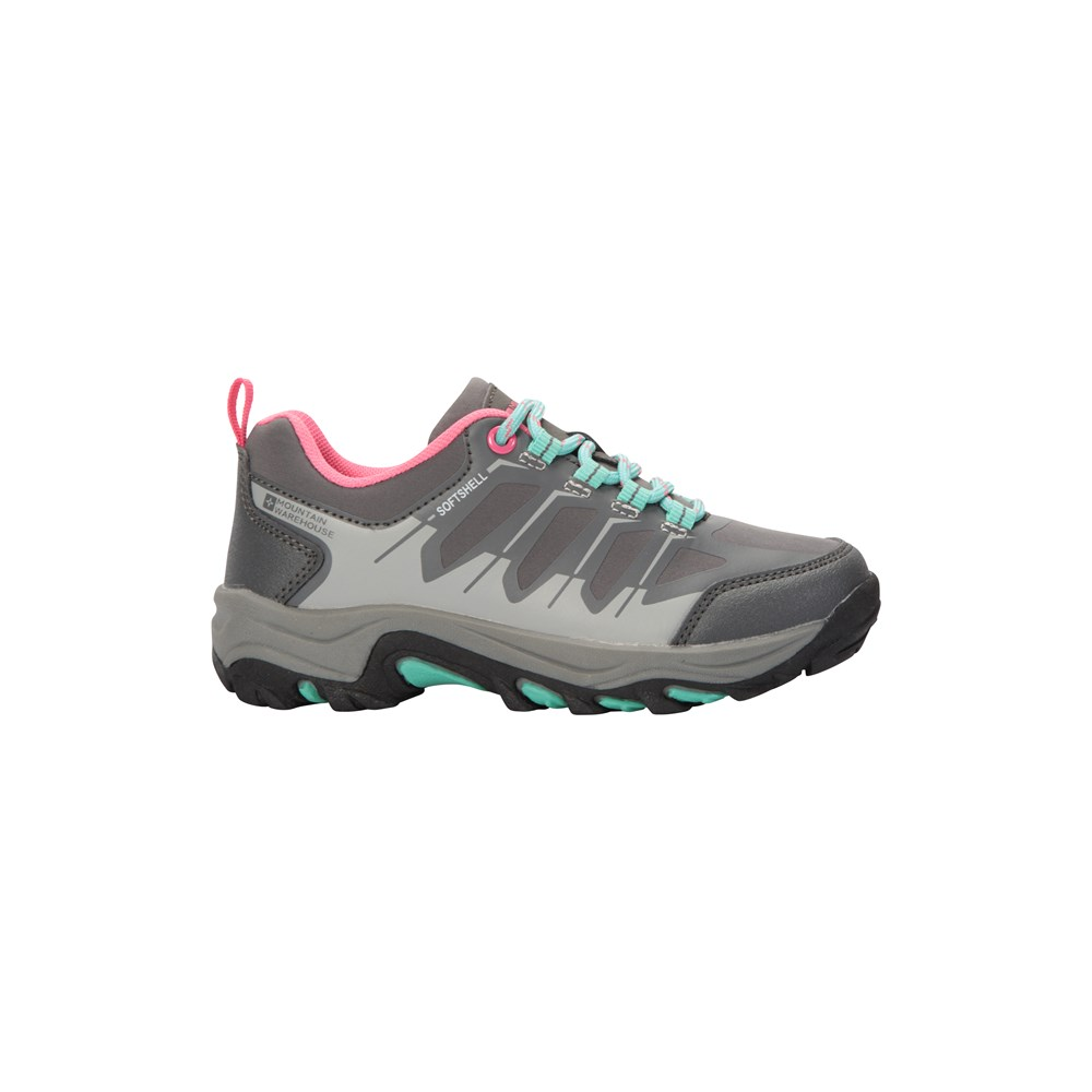 Mountain-Warehouse-Girls-Durable-Shoes-with-Synthetic-Upper-Breathable-amp-Deep-Lugs thumbnail 10