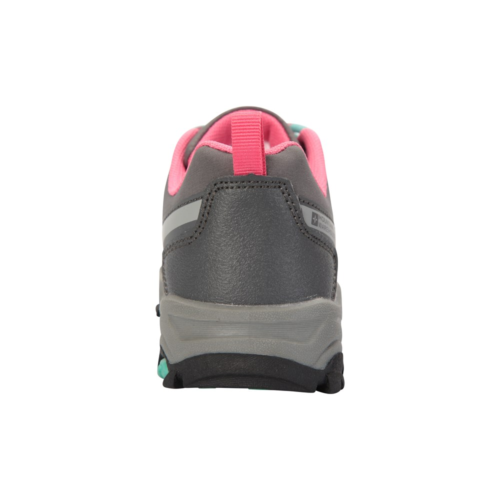 Mountain-Warehouse-Girls-Durable-Shoes-with-Synthetic-Upper-Breathable-amp-Deep-Lugs thumbnail 12