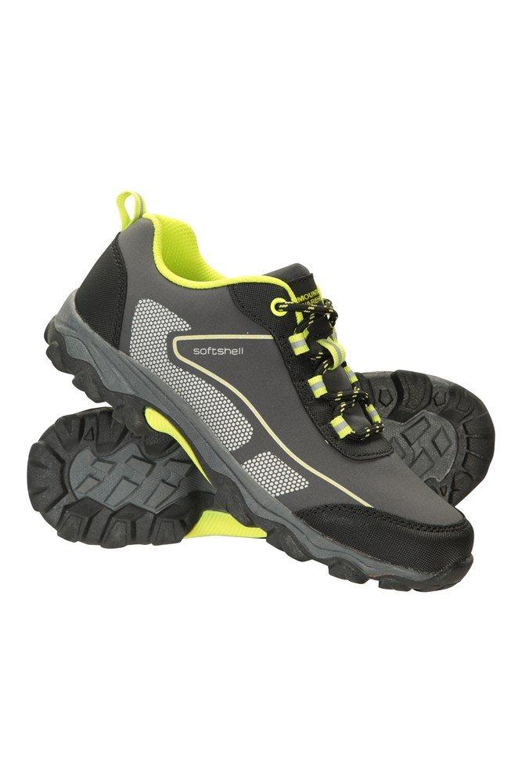 Softshell Kids Shoes | Mountain