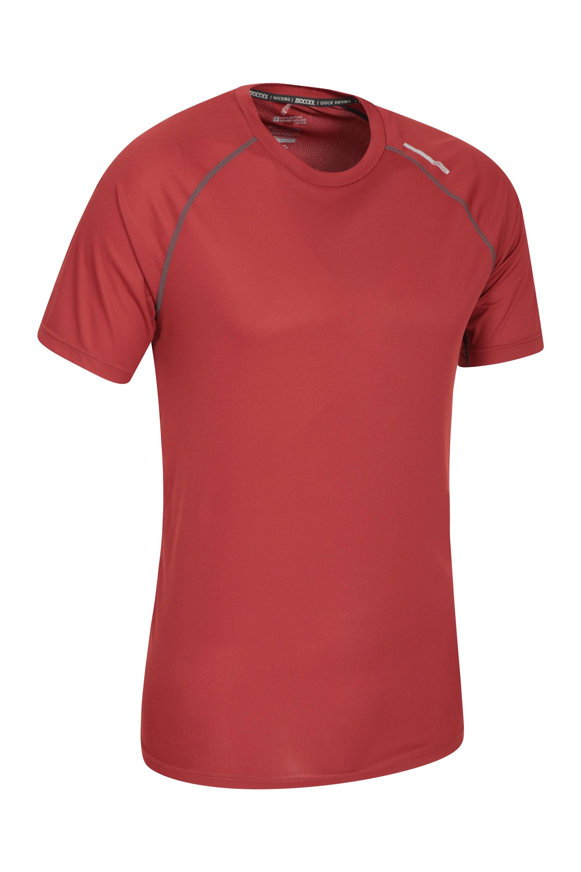 055e906a Men's T-Shirts | Short & Long Sleeve Tees | Mountain Warehouse GB