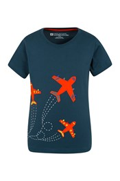 Get Ready For Take Off Kids T-Shirt