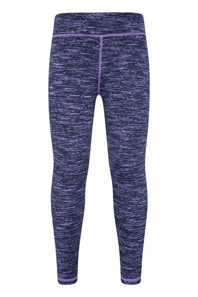 Cosmo Kids Leggings - Purple