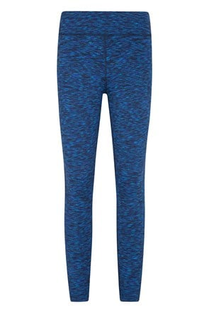 ISOCOOL Dynamic Full Length Space Dye Leggings