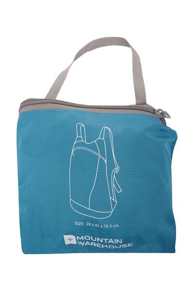 Packaway Backpack - Blue