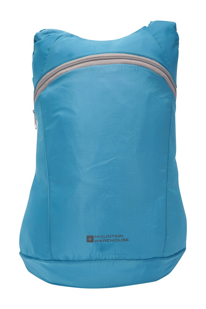 Packaway Backpack - Blue