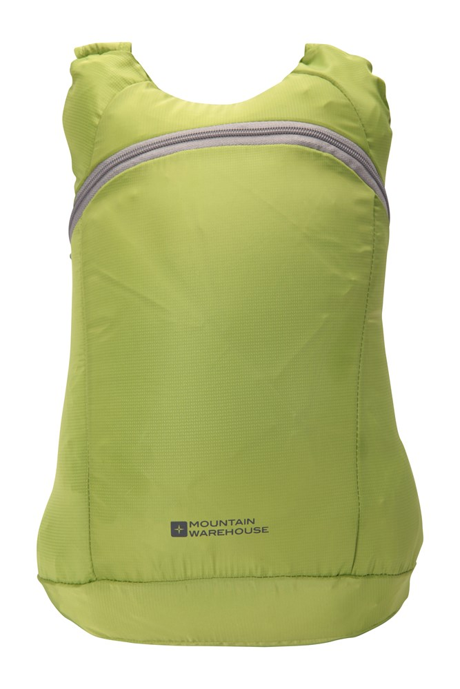 Packaway Backpack - Green
