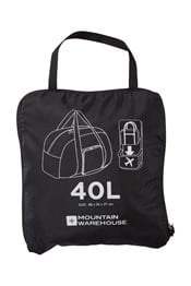 Cabin Sized Packaway Holdall - 40L