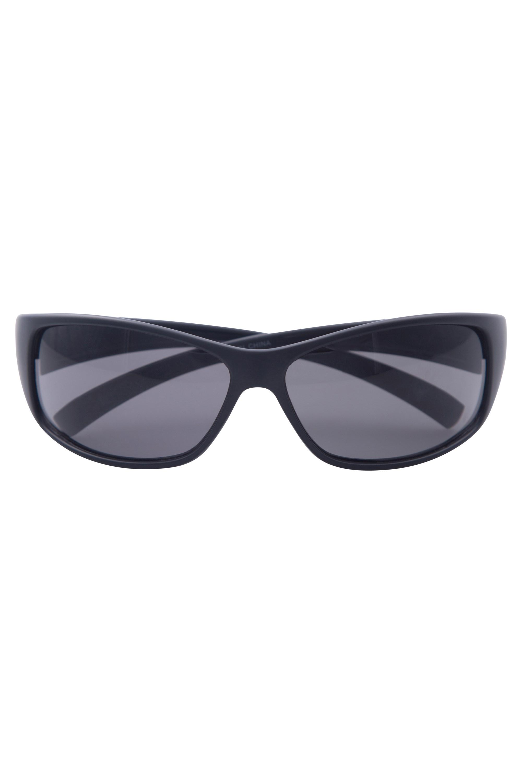 Manly Herren Sonnenbrille - Schwarz iQE3MssuvX