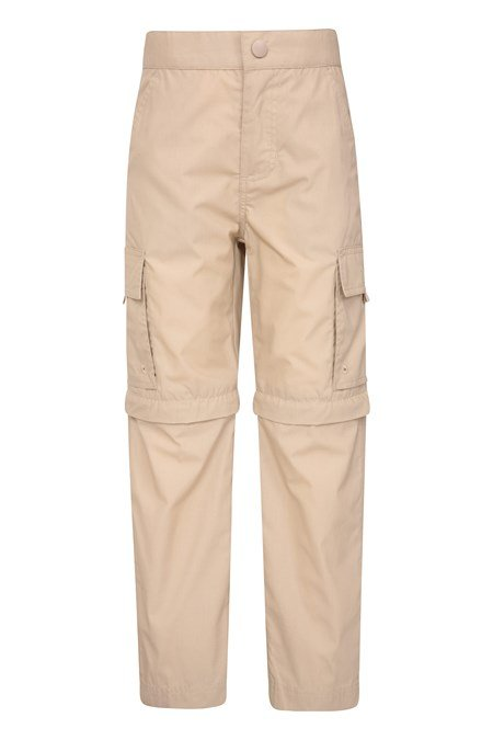 64a88a230 Active Kids Convertible Trousers | Mountain Warehouse GB