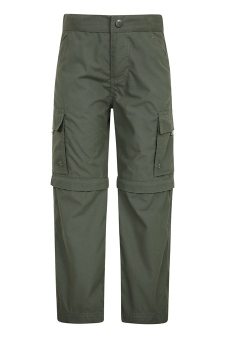 024203 ACTIVE KIDS ZIP OFF TROUSER