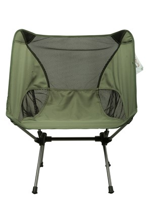 Lightweight Folding Chair - Low