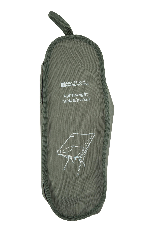 Lightweight Folding Chair Low
