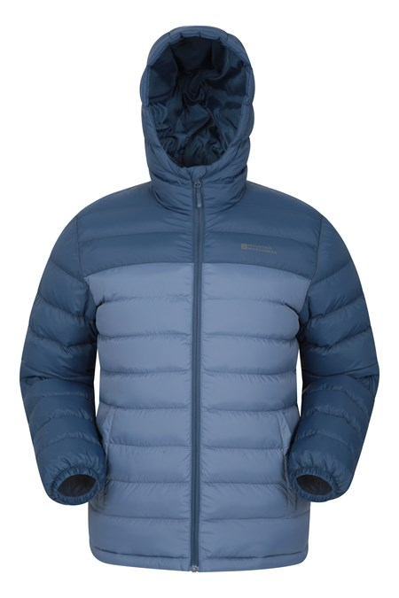 024274 SEASONS PADDED JACKET