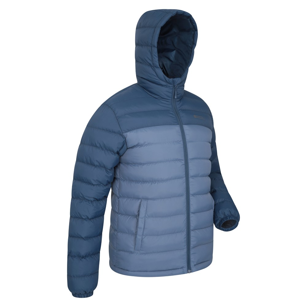 Mountain-Warehouse-Mens-Seasons-Padded-Jacket-Puffer-Water-Resistant-Winter-Coat thumbnail 10