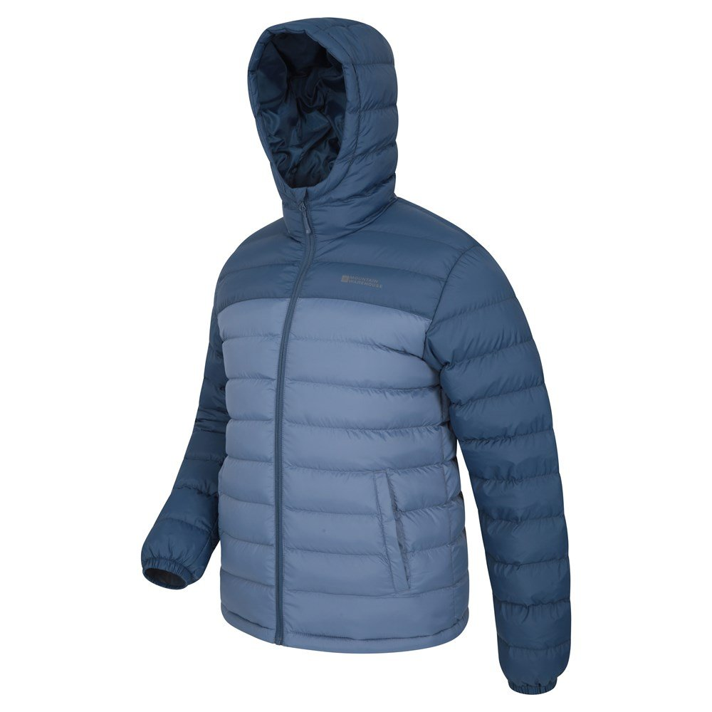 Mountain-Warehouse-Mens-Seasons-Padded-Jacket-Puffer-Water-Resistant-Winter-Coat thumbnail 11