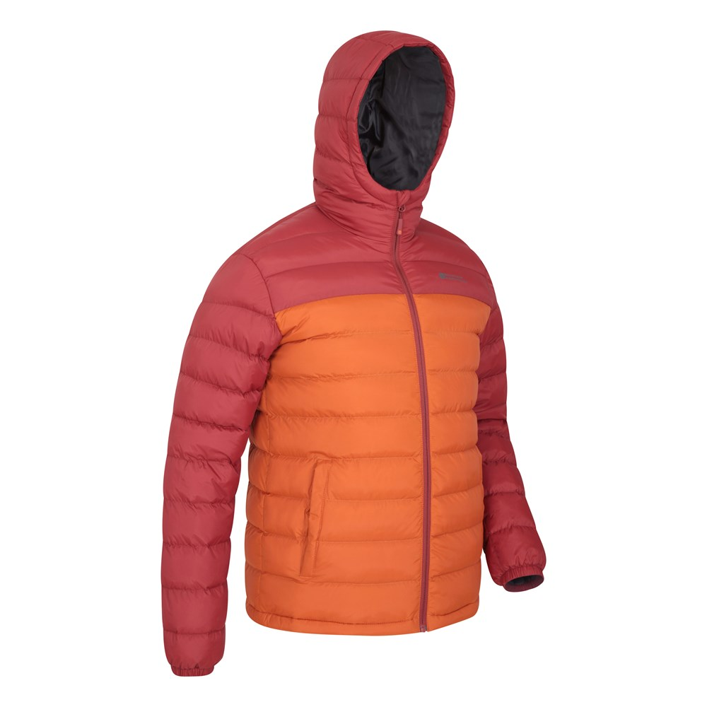 Mountain-Warehouse-Mens-Seasons-Padded-Jacket-Puffer-Water-Resistant-Winter-Coat thumbnail 14