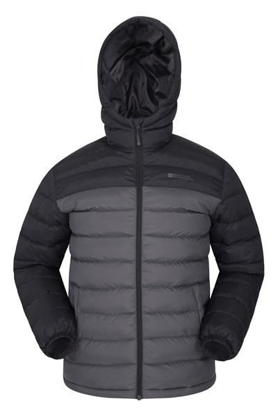 Seasons Mens Padded Jacket - Grey