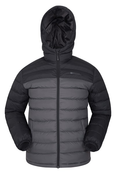 Seasons Mens Padded Jacket - Grey