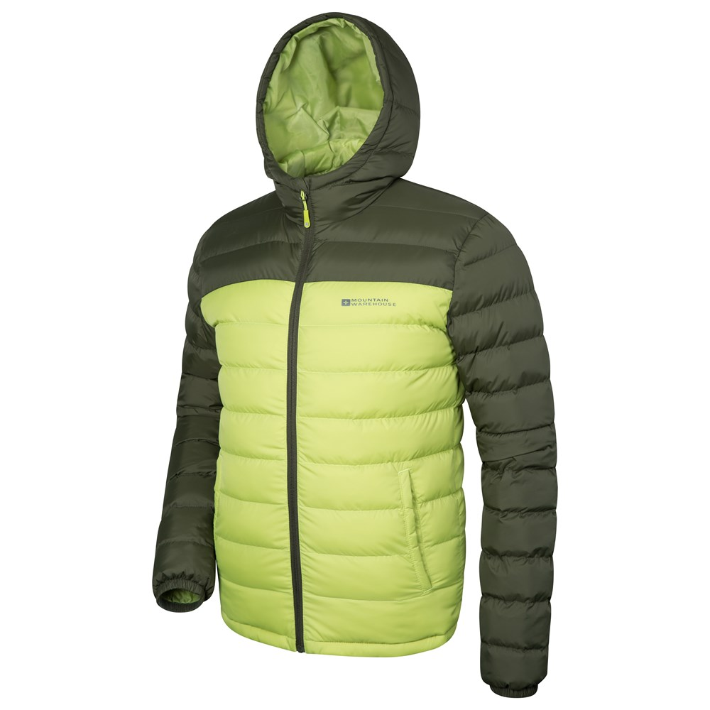 Mountain-Warehouse-Mens-Seasons-Padded-Jacket-Puffer-Water-Resistant-Winter-Coat thumbnail 40