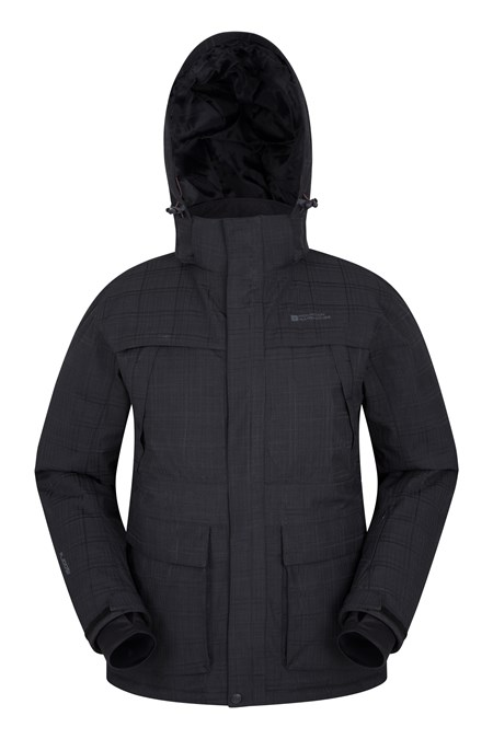 42cba7de52c Apollo Mens Ski Jacket - Black