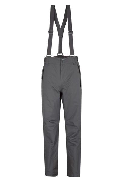 Gravity Mens Ski Pants - Grey