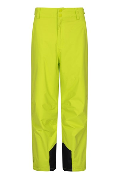 Gravity Mens Ski Pants - Green
