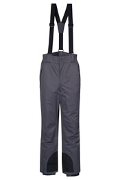 Gravity Textured Mens Ski Pants