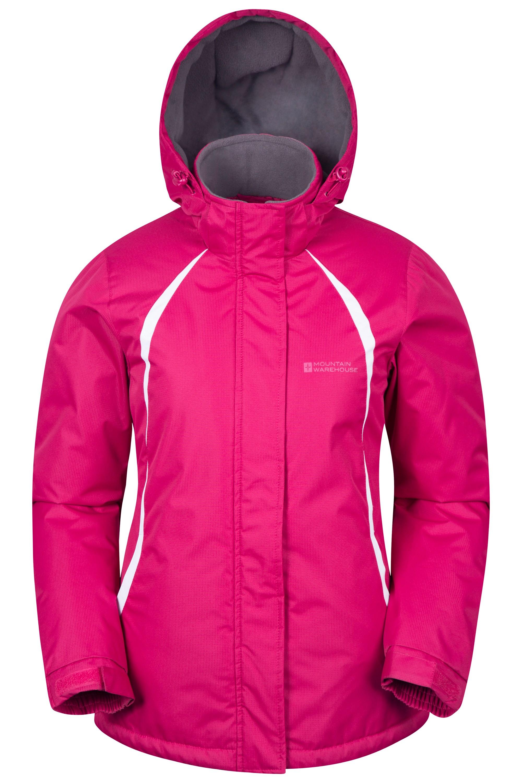Moon – damska kurtka narciarska - Pink