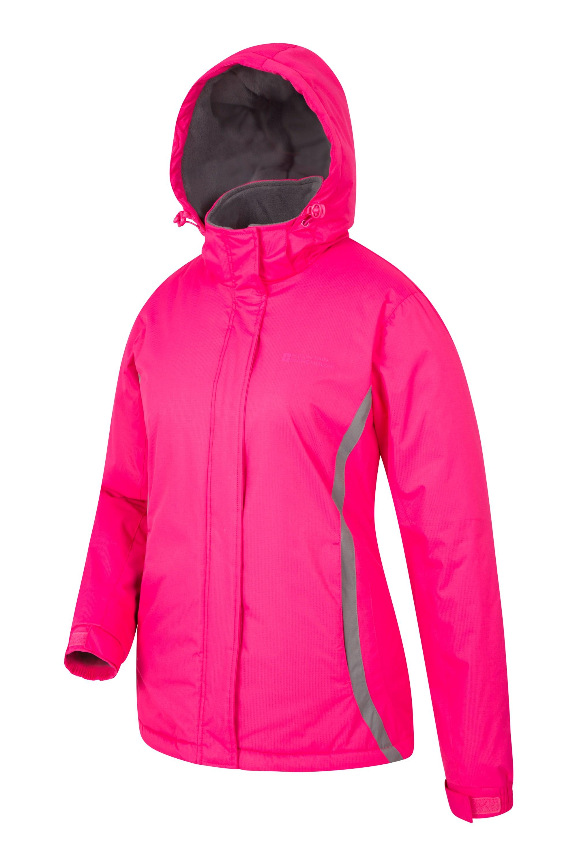 """Mountain Warehouse Damen-T-Shirt mit Druck """"Be Different"""" Skisport & Snowboarding leichtes"""