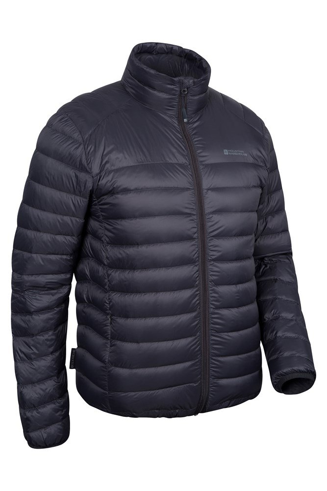 Featherweight Down Mens Jacket | Mountain Warehouse GB