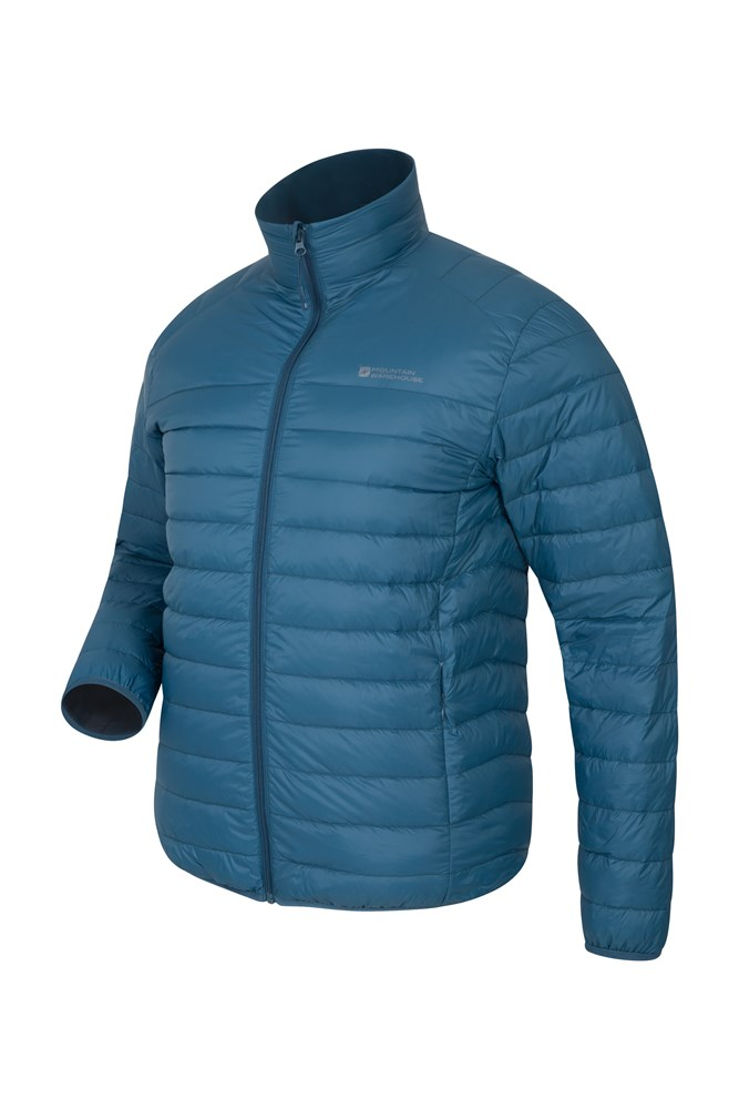 85fcd574787 Featherweight Down Mens Jacket | Mountain Warehouse GB