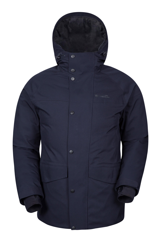Mens Down Jackets | Mens Down Coats | Mountain Warehouse GB