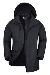 Rafter 3 in 1 Mens Down Jacket