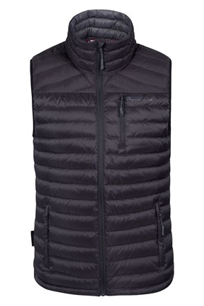 Henry Mens Down Padded Gilet
