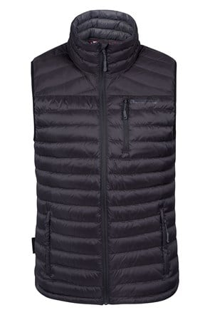 Henry Mens Down Insulated Vest
