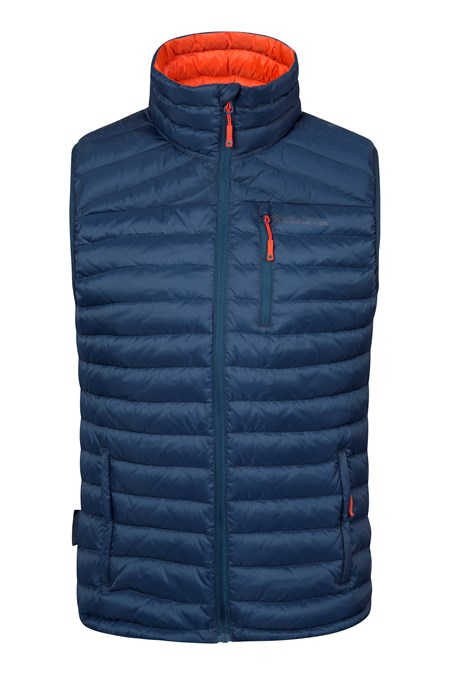 024315 HENRY DOWN PADDED GILET