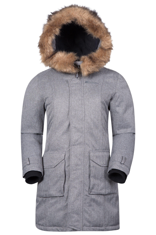 Aurora Womens Down Jacket | Mountain Warehouse GB