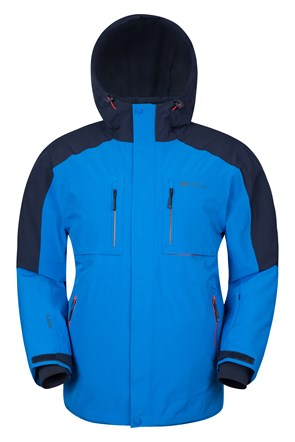 Armstrong 4-Way-Stretch Mens Ski Jacket