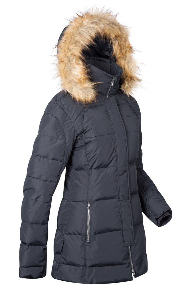 Womens Down Jackets | Down Filled Coats | Mountain Warehouse CA