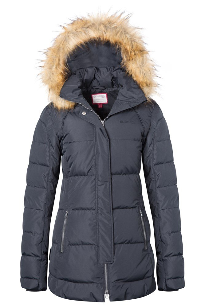 Isla Womens Down Jacket | Mountain Warehouse US