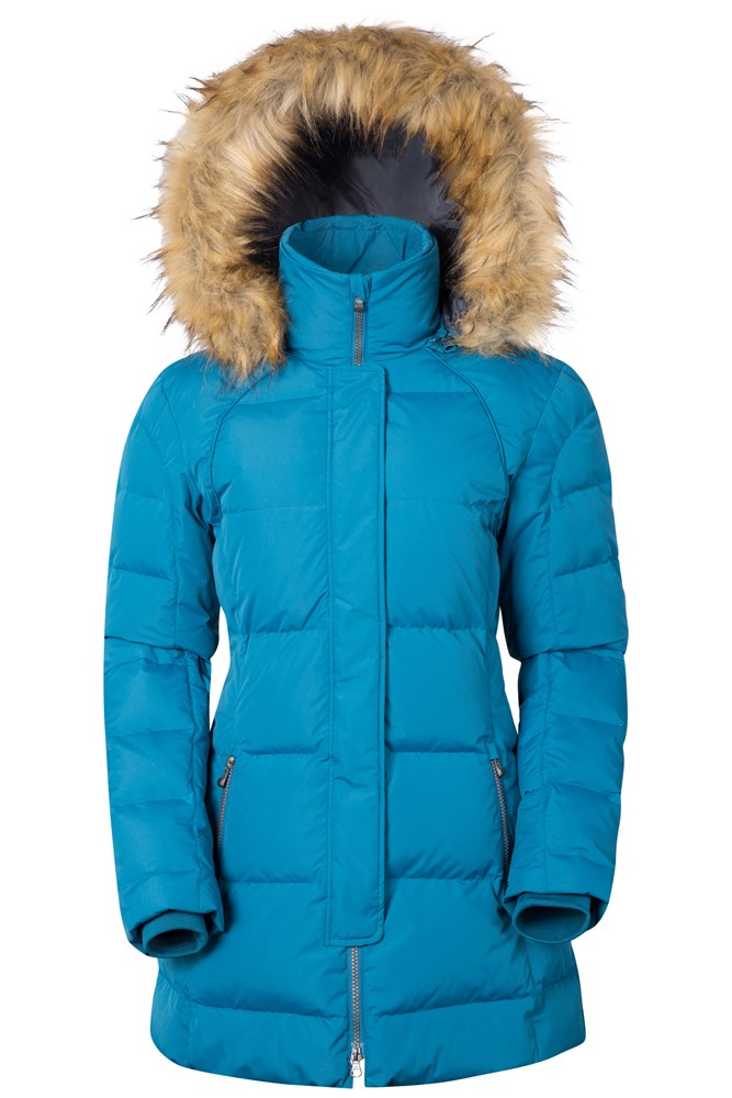 Womens Down Jackets | Mountain Warehouse US