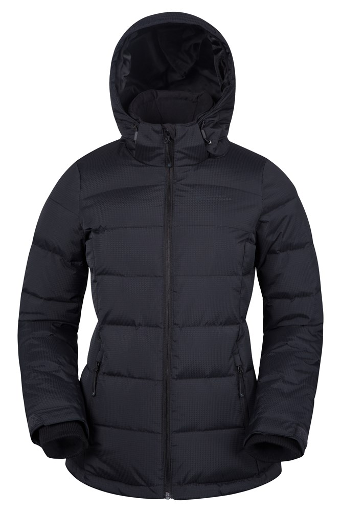 Frosty Womens Down Jacket | Mountain Warehouse US