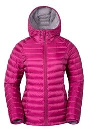 Horizon Womens Hydrophobic Down Jacket