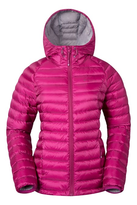 024321 HORIZON II WOMENS HYDROPHOBIC DOWN JACKET